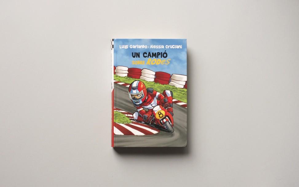 Un campió sobre rodes