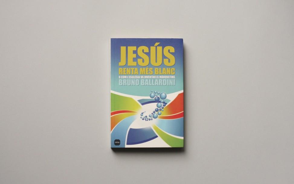 Jesús renta més blanc